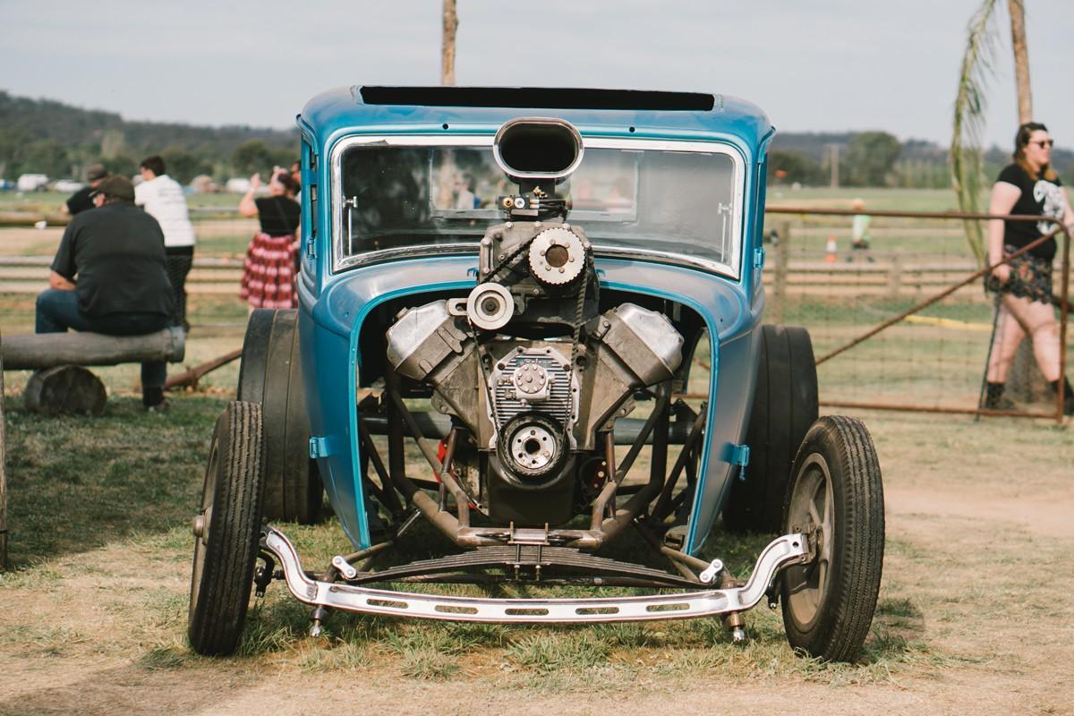 Chopped 2015   Throttle Roll