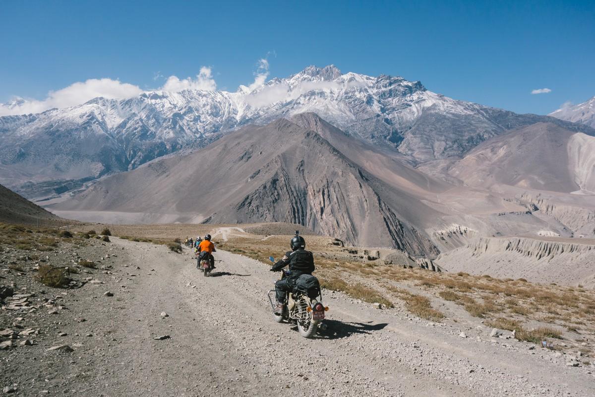 Himalayan Heroes Nepal Throttle Roll