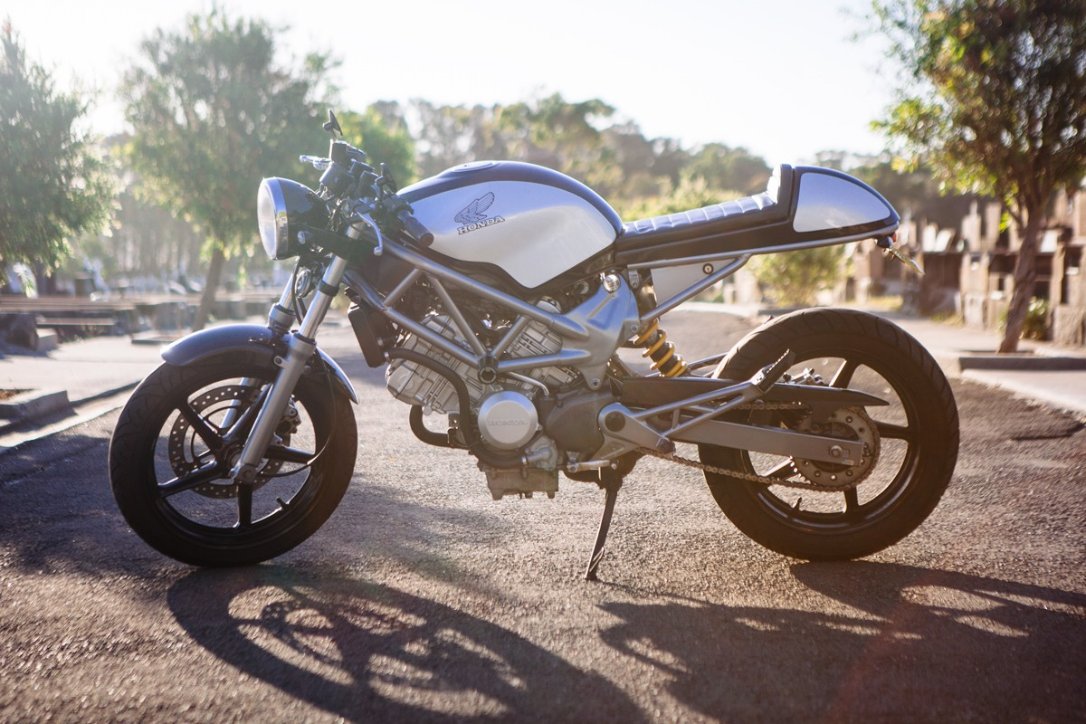 Piees Cafe Racer