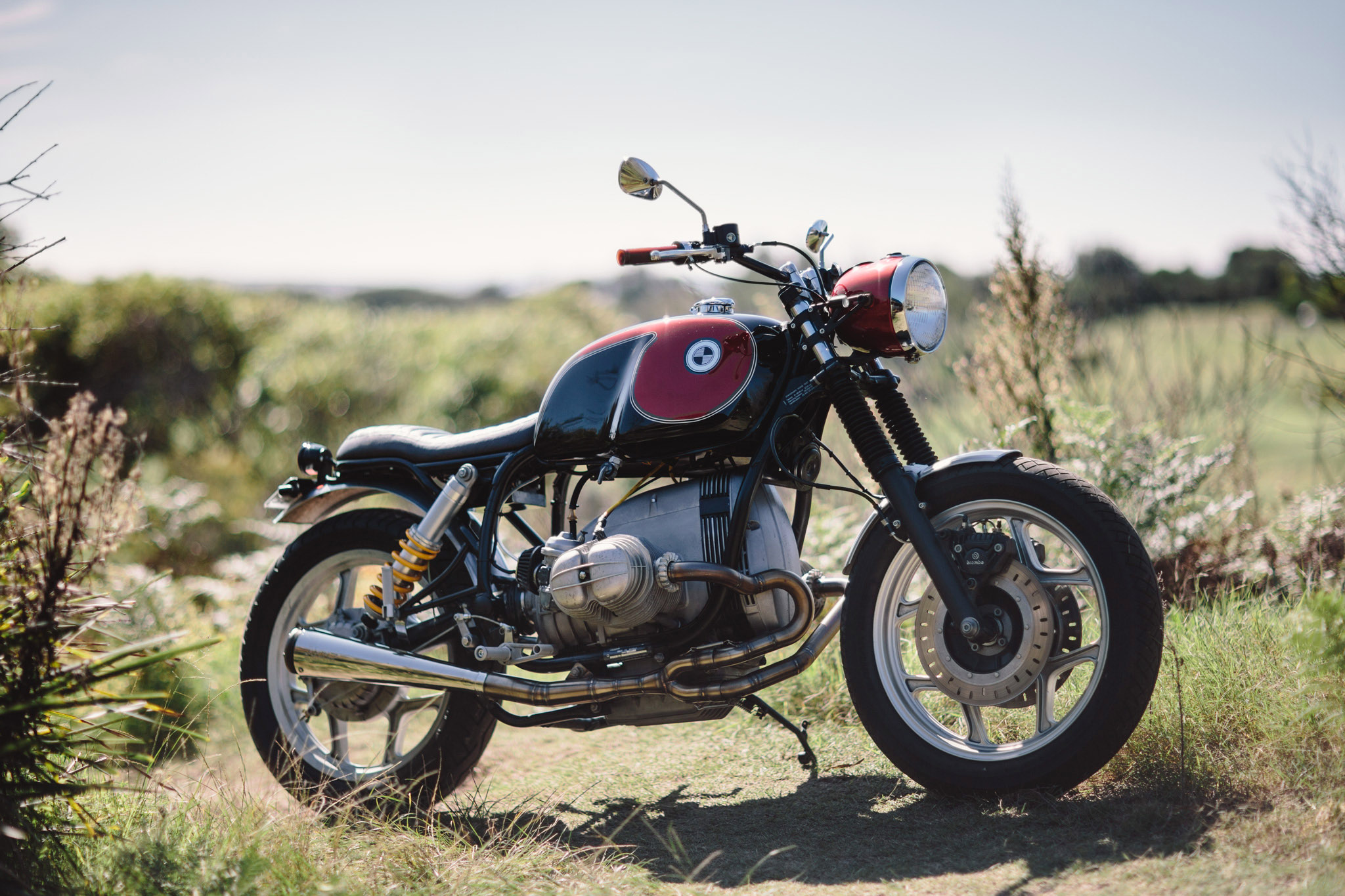 Hi Ho Boris! – Ano's BMW R80   Throttle Roll