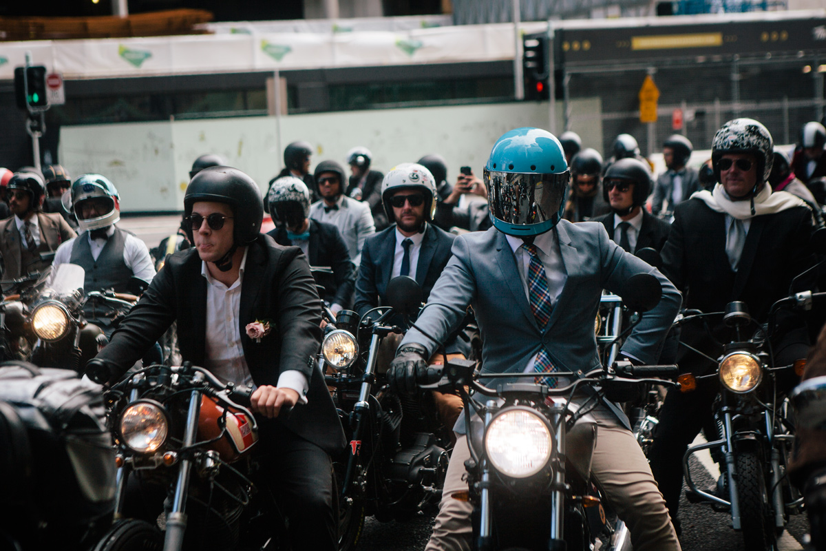 The Distinguished Gentleman's Ride 2015 - Sydney ...