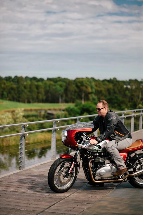 Bmw Cafe Racer Parts Uk – Idea di immagine del motociclo