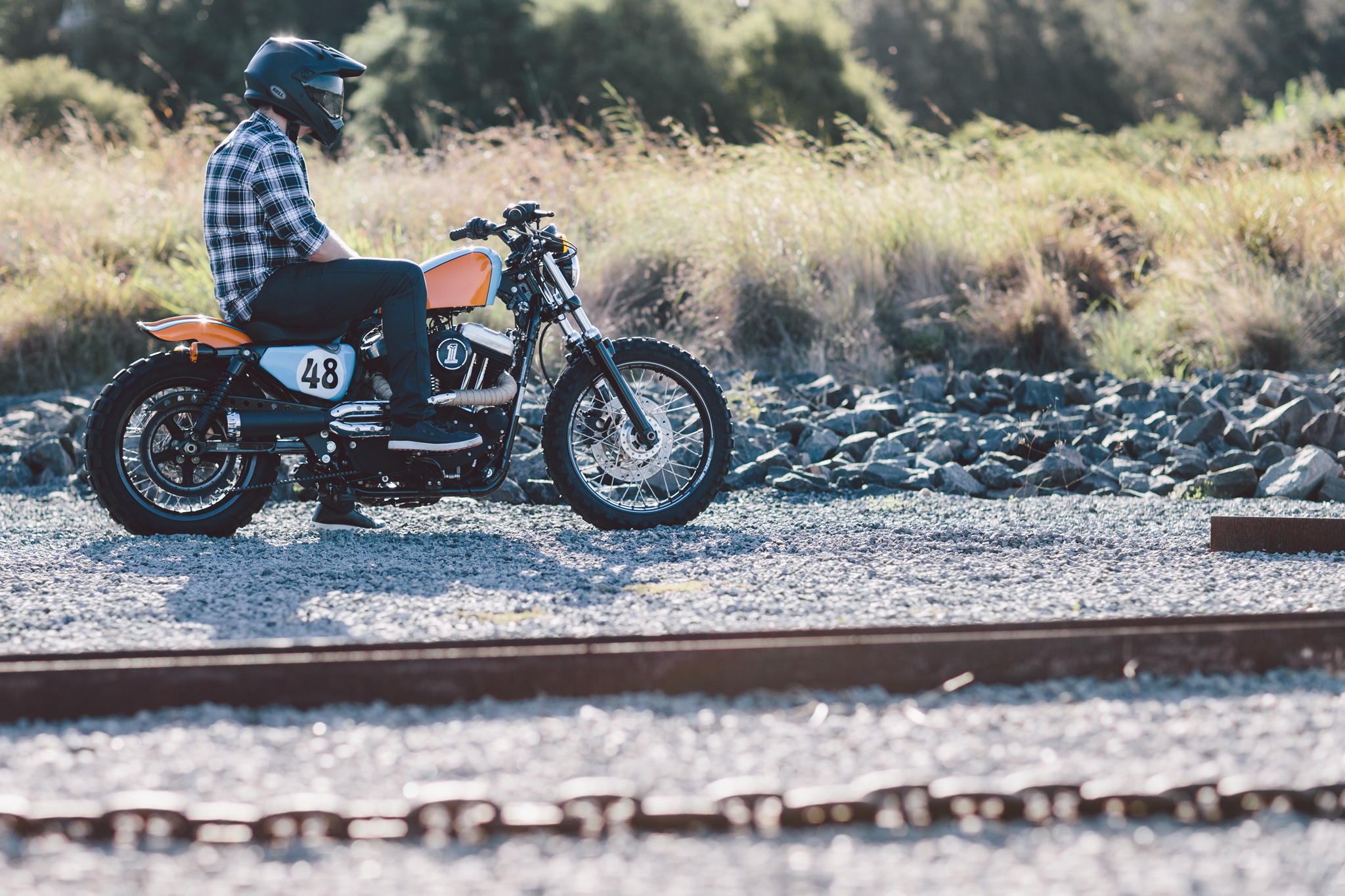 Troys Tracker Forty Eight