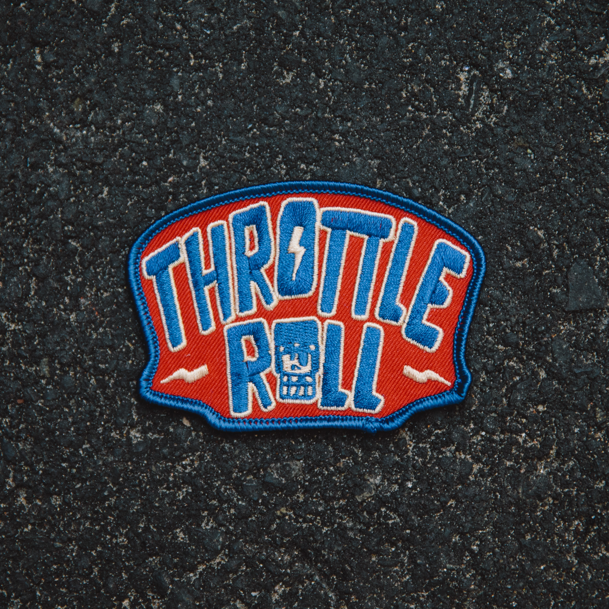 Throttle Roll Patch