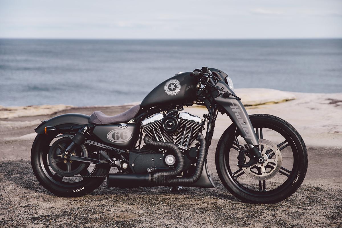 The Slob – Pil's Harley-Davidson 1200