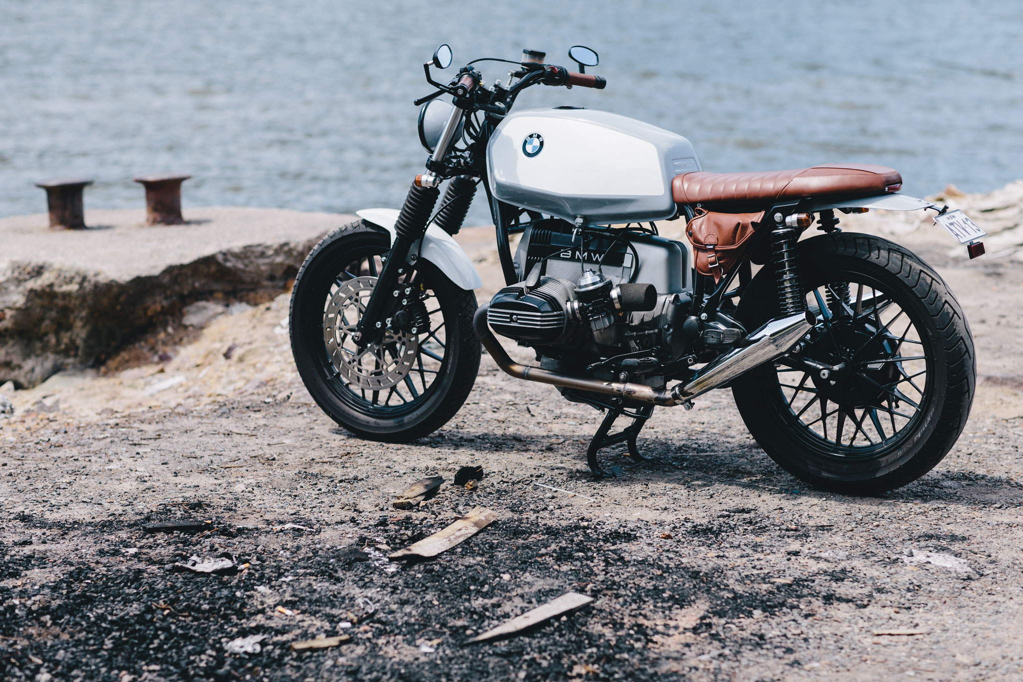 The Hand-Me-Down – Ross' BMW R65LS