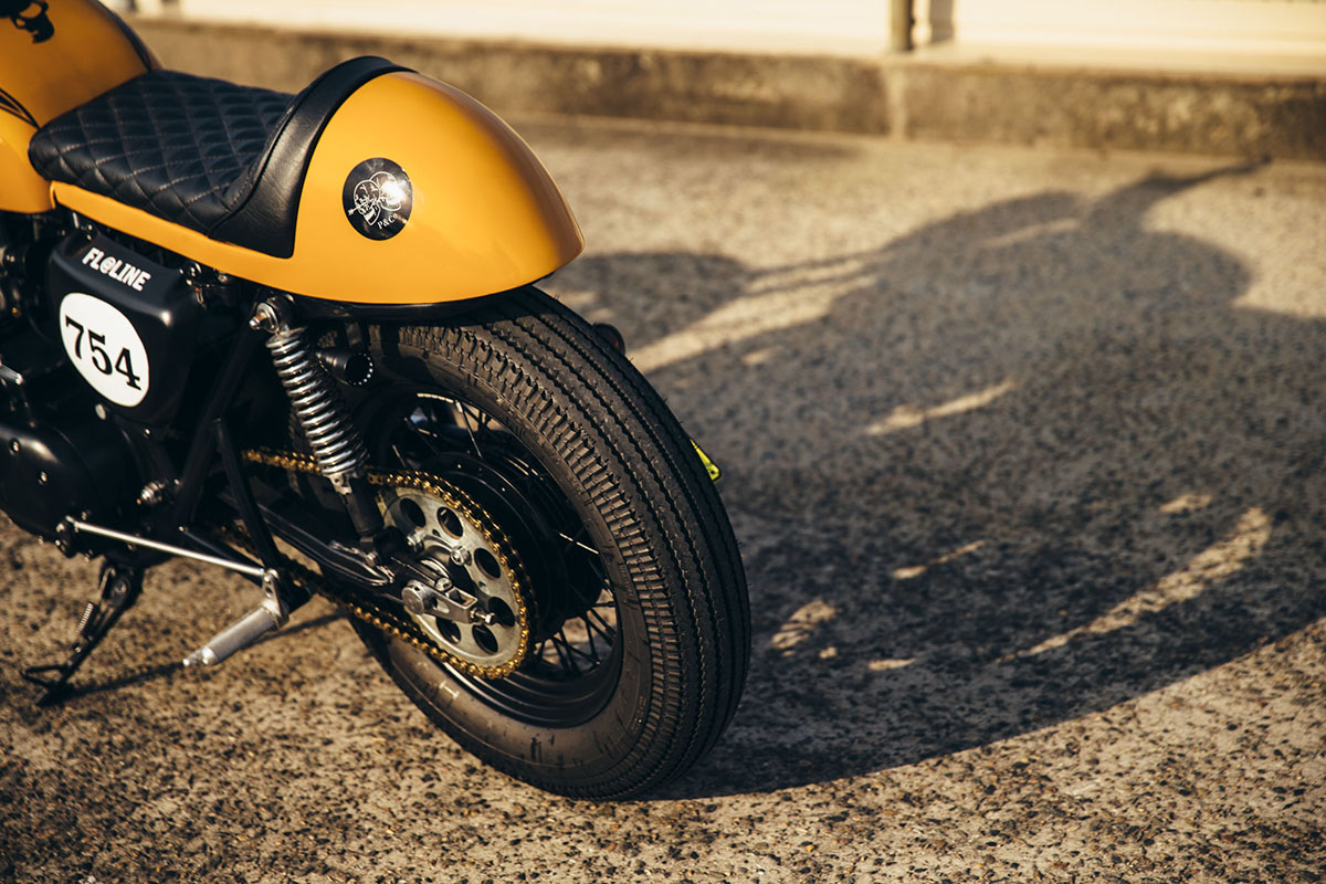 The Honda CB750s Are A Popular Base To Turn Into Cafe Racers Brats And Just About Everything In Between For Good Reason