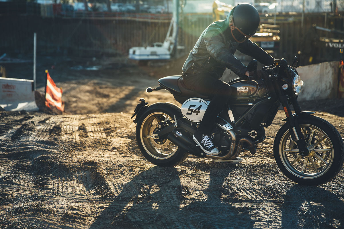 With The Booming Success Of Ducatis Scrambler Range That Pounced Into Motorcycling Market In 2015 Weve Been Seeing Slight Modifications This Line