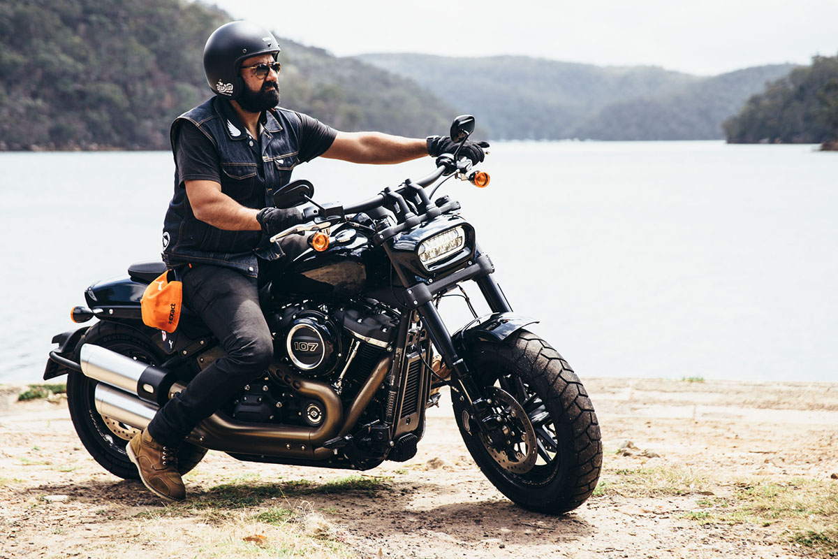 Harley Davidson Fat Bob  Review